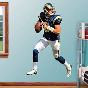 Sam Bradford - Quarterback Fathead Wall Decal