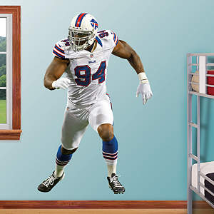 Mario Williams - Away  Fathead Wall Decal