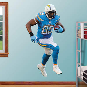 Antonio Gates Fathead Wall Decal