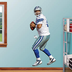Tony Romo - Home  Fathead Wall Decal