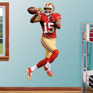 Michael Crabtree - Wide Receiver Fathead Wall Decal