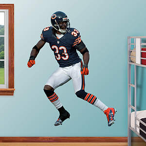 Charles Tillman Fathead Wall Decal
