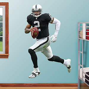 Terrelle Pryor Fathead Wall Decal