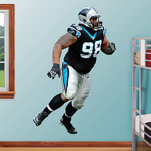 Star Lotulelei Fathead Wall Decal