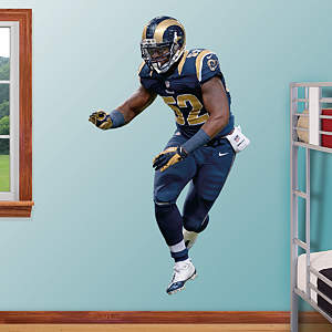 Alec Ogletree Fathead Wall Decal
