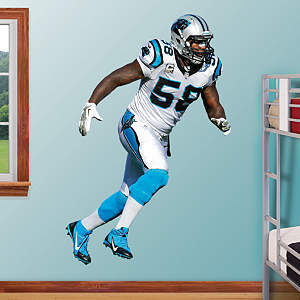 Thomas Davis Fathead Wall Decal