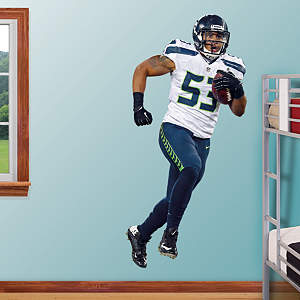 Malcolm Smith - Super Bowl XLVIII MVP Fathead Wall Decal