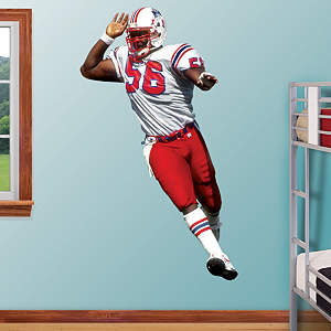 Andre Tippett Fathead Wall Decal