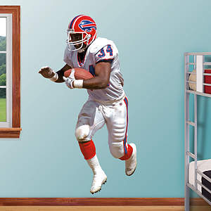 Thurman Thomas Fathead Wall Decal