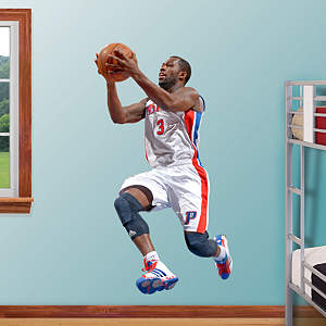 Rodney Stuckey Fathead Wall Decal