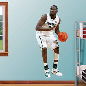 Draymond Green Michigan State Fathead Wall Decal