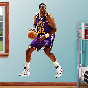 Karl Malone Fathead Wall Decal