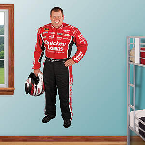 Ryan Newman Driver Fathead Wall Decal