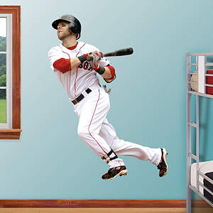 Dustin Pedroia Fathead Wall Decal