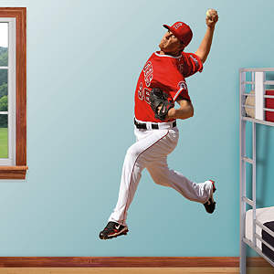 Jered Weaver Fathead Wall Decal