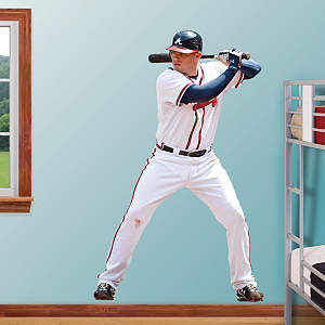 Freddie Freeman Fathead Wall Decal