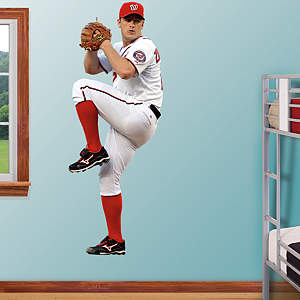 Jordan Zimmermann Fathead Wall Decal