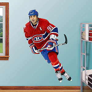 Scott Gomez Fathead Wall Decal