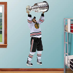 Jonathan Toews: 2010 Stanley Cup Fathead Wall Decal