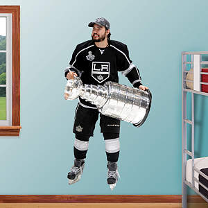 Drew Doughty Stanley Cup  Fathead Wall Decal