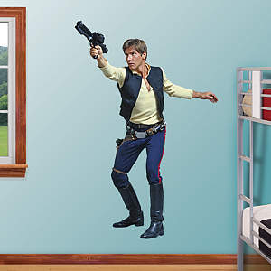 Han Solo Fathead Wall Decal