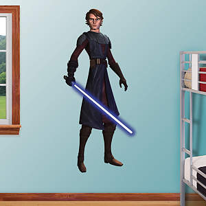 Anakin Skywalker - Clone Wars Fathead Wall Decal