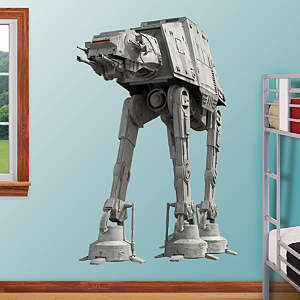 AT-AT Fathead Wall Decal