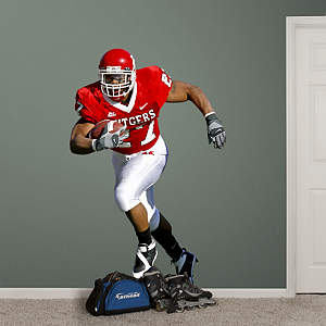 Ray Rice Rutgers Fathead Wall Decal