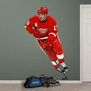 Life Size Pavel Datsyuk Fathead Wall Decal