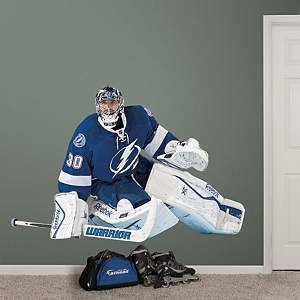Ben Bishop Fathead Wall Decal