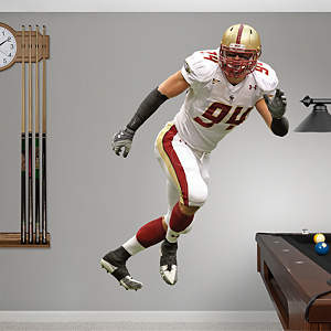 Mark Herzlich Boston College Fathead Wall Decal