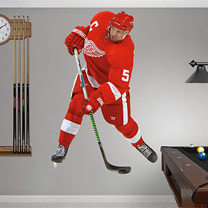 Nicklas Lidstrom Fathead Wall Decal