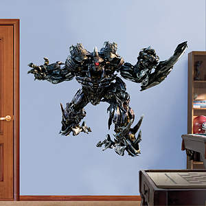 Shockwave - Dark of the Moon Fathead Wall Decal