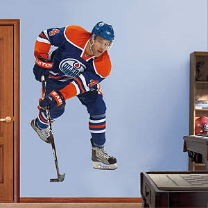 Taylor Hall Fathead Wall Decal