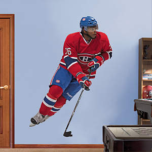 P.K. Subban Fathead Wall Decal