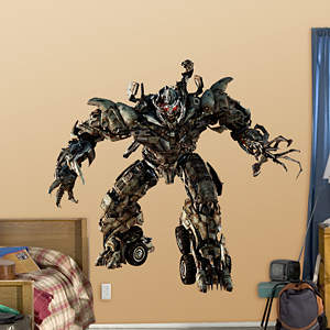 Megatron - Dark of the Moon Fathead Wall Decal