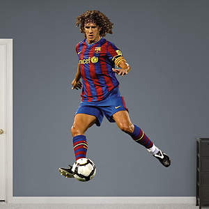 Carles Puyol Fathead Wall Decal