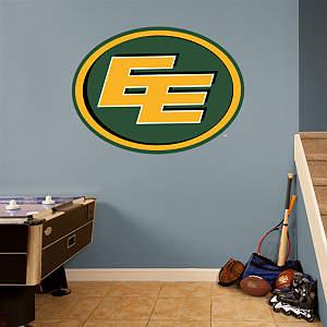 Edmonton Eskimos Logo Fathead Wall Decal