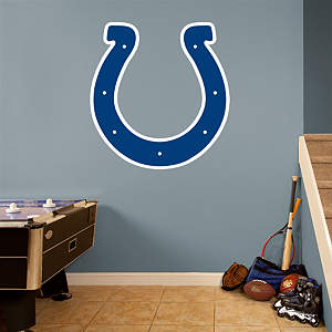 Indianapolis Colts Logo Fathead Wall Decal
