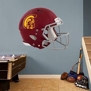 USC Trojans Helmet  Fathead Wall Decal