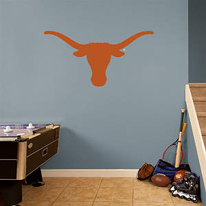 Texas Longhorns Logo Fathead Wall Decal