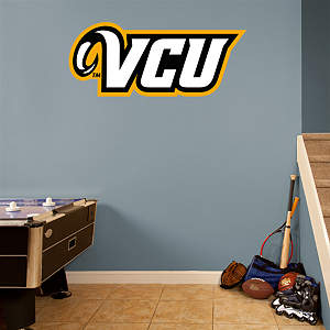 VCU Rams Logo Fathead Wall Decal