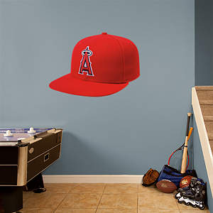 Angels Cap Fathead Wall Decal