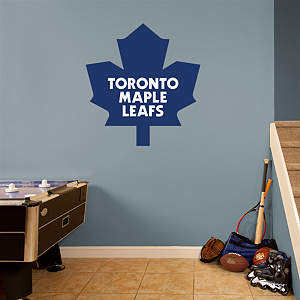 Toronto Maple Leafs Logo Fathead Wall Decal