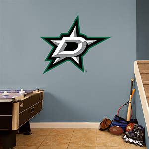 Dallas Stars Logo Fathead Wall Decal