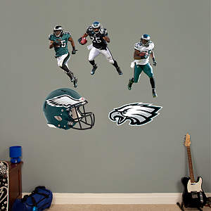 LeSean McCoy Hero Pack Fathead Wall Decal