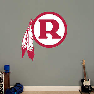 Washington Redskins Classic Logo Fathead Wall Decal