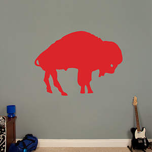 Buffalo Bills Original AFL Logo Fathead Wall Decal