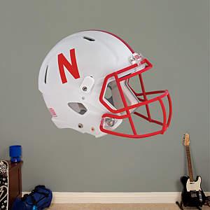 Nebraska Cornhuskers 2013 Helmet Fathead Wall Decal