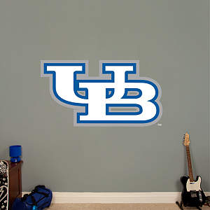 Buffalo Bulls Alternate Logo Fathead Wall Decal